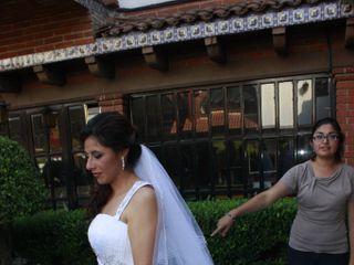 La boda de Lisette y Andres 2