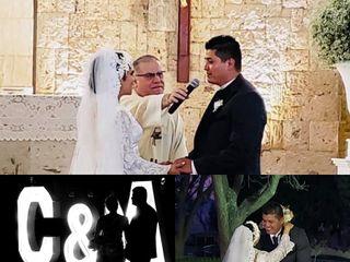 La boda de Claudia  y Armando