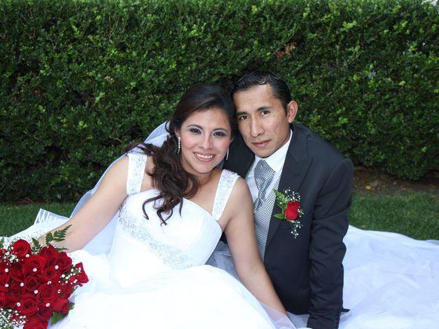 La boda de Lisette y Andres