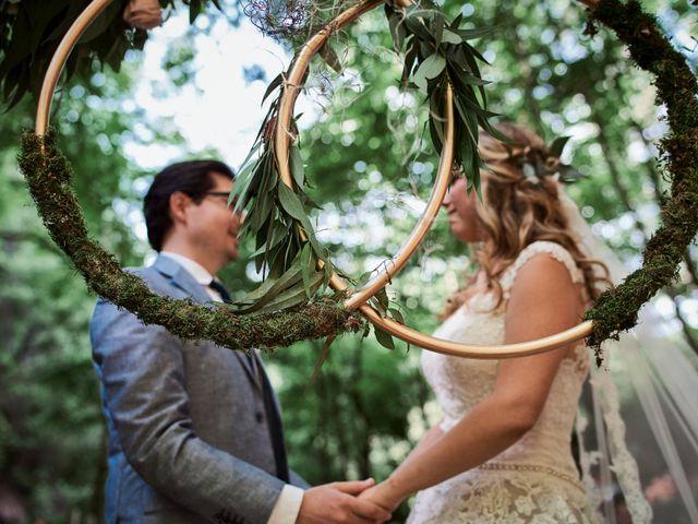 La boda de Francelys y José