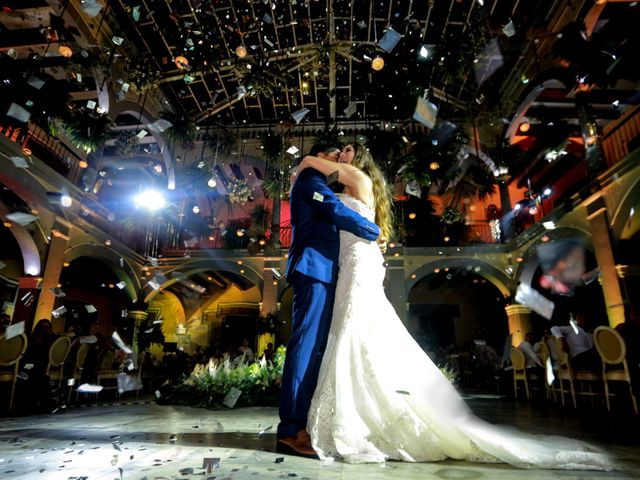 La boda de Valeria y Javier