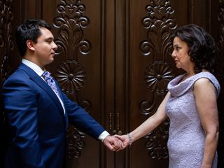 La boda de Adriana y Ulises 1