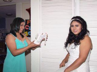 La boda de Vanya  y Angel 2