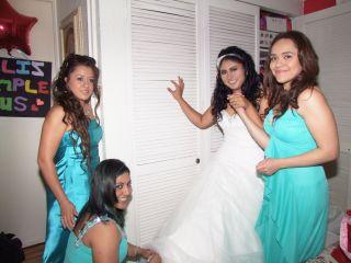La boda de Vanya  y Angel 3