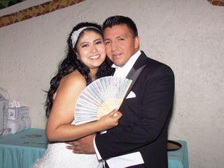 La boda de Vanya  y Angel