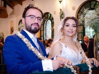 La boda de Claudia y Eder