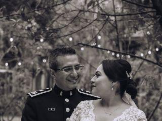 La boda de Araceli y Oswaldo