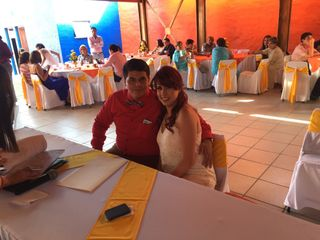 La boda de Dalila Miroslava y José Luis