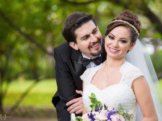 La boda de Lisette y Alberto