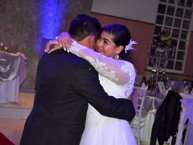 La boda de Marisela y José
