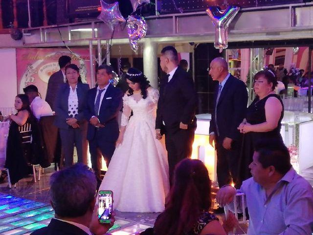 La boda de Luis Enrique  y Itzel Patricia