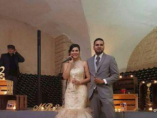 La boda de Yesenia y Gerardo  2