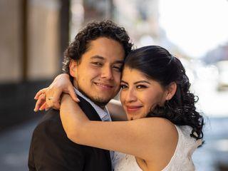 La boda de Halia y Fabián 3