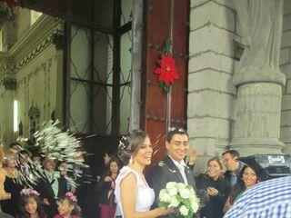 La boda de Audrey  y Andrés 1