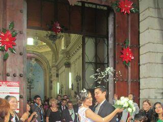 La boda de Audrey  y Andrés 2