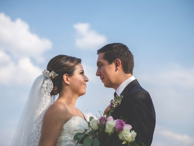 La boda de Graciela y Rogelio
