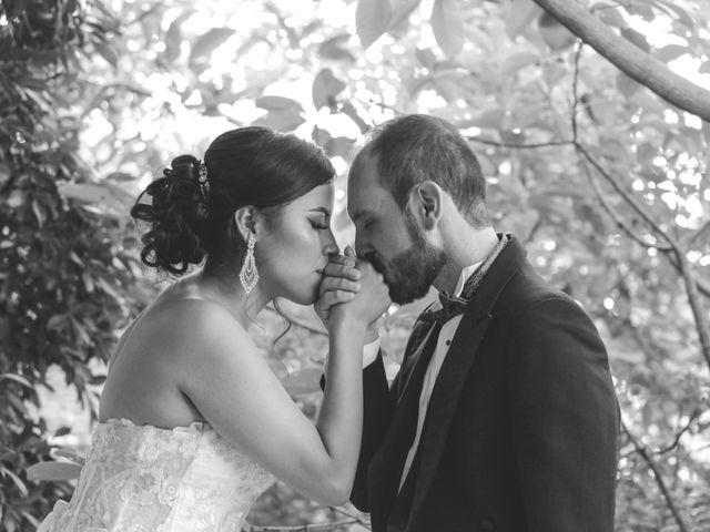 La boda de Gina y Erick