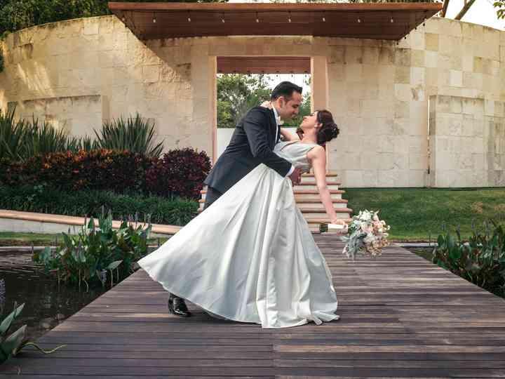 La boda de Karen y Julio