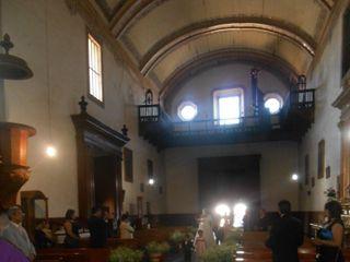 La boda de Margarita y Miguel Ángel 1