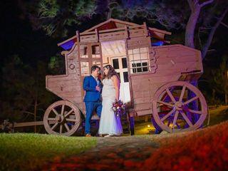 La boda de Lucy y Javier