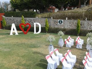 La boda de Arely  y Daniel  3