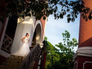 La boda de Paola y Luis Carlos 3