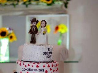La boda de Selene  y José Antonio  1