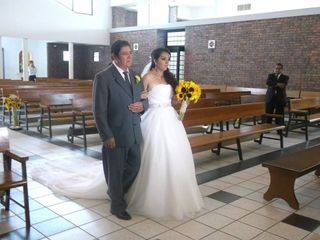 La boda de Selene  y José Antonio  3