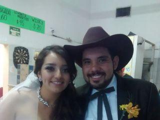 La boda de Selene  y José Antonio