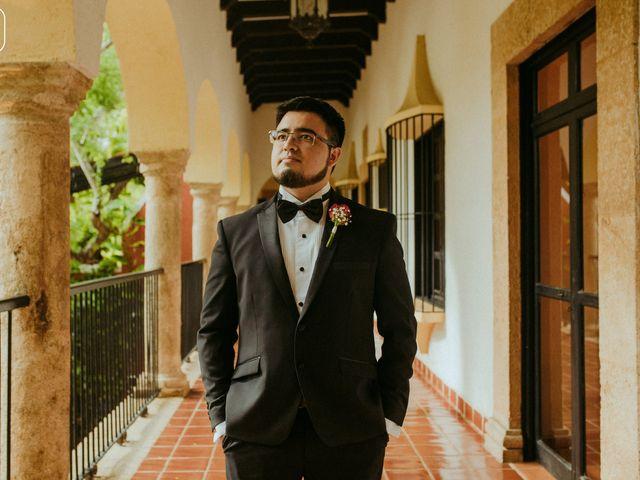 La boda de Gus y Steph en Mérida, Yucatán 8