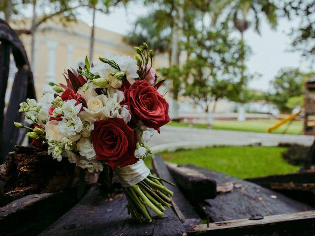 La boda de Gus y Steph en Mérida, Yucatán 12