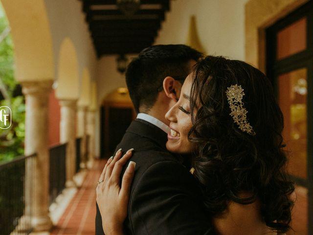 La boda de Gus y Steph en Mérida, Yucatán 18