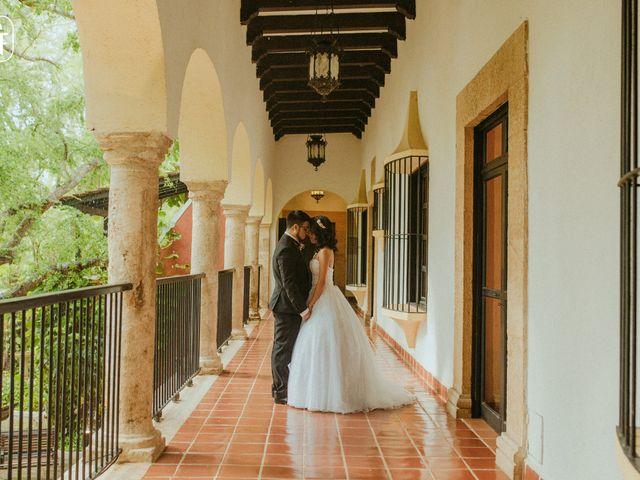 La boda de Gus y Steph en Mérida, Yucatán 19