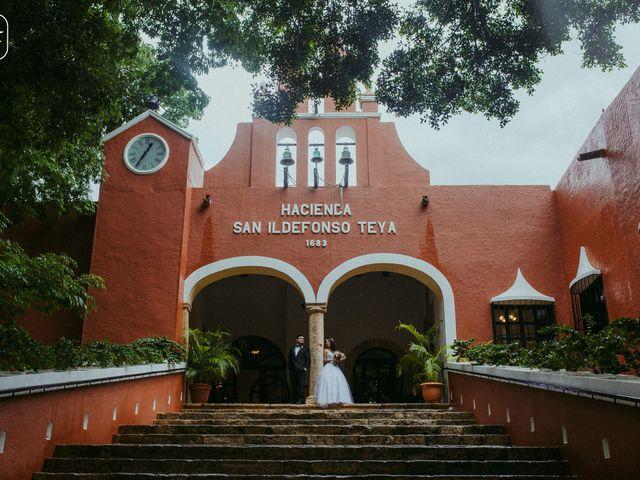La boda de Gus y Steph en Mérida, Yucatán 20