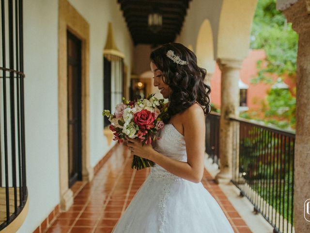 La boda de Gus y Steph en Mérida, Yucatán 21