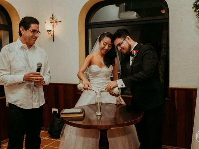 La boda de Gus y Steph en Mérida, Yucatán 26