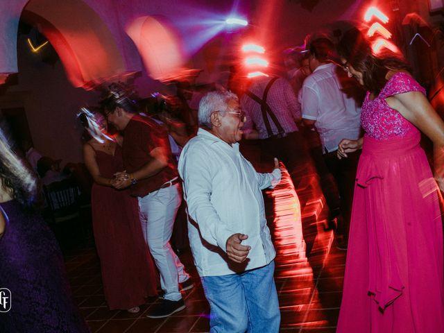 La boda de Gus y Steph en Mérida, Yucatán 32