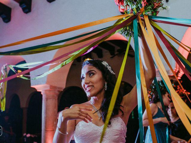 La boda de Gus y Steph en Mérida, Yucatán 34
