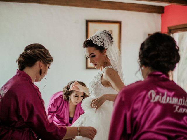 La boda de José Ángel  y Gaby en Tlajomulco de Zúñiga, Jalisco 3