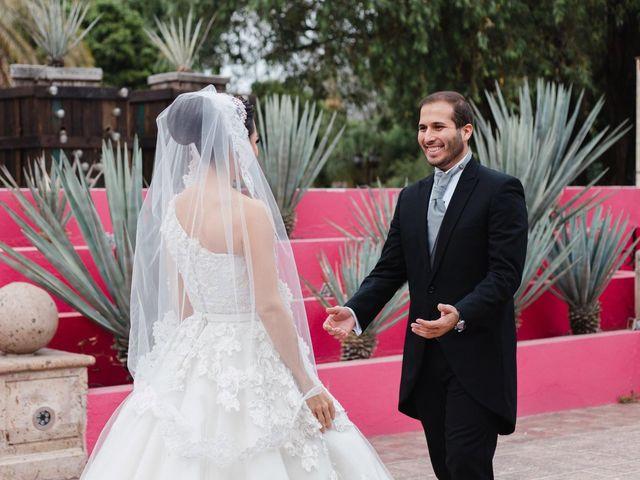 La boda de José Ángel  y Gaby en Tlajomulco de Zúñiga, Jalisco 6