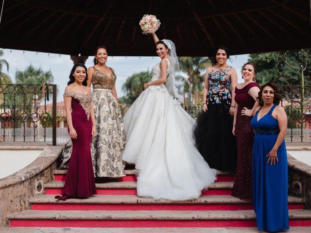 La boda de José Ángel  y Gaby en Tlajomulco de Zúñiga, Jalisco 8