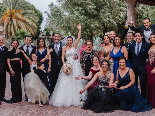 La boda de José Ángel  y Gaby en Tlajomulco de Zúñiga, Jalisco 10