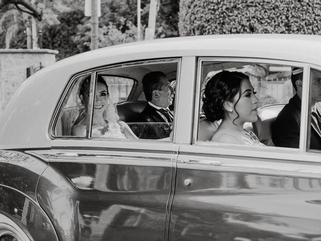 La boda de José Ángel  y Gaby en Tlajomulco de Zúñiga, Jalisco 11