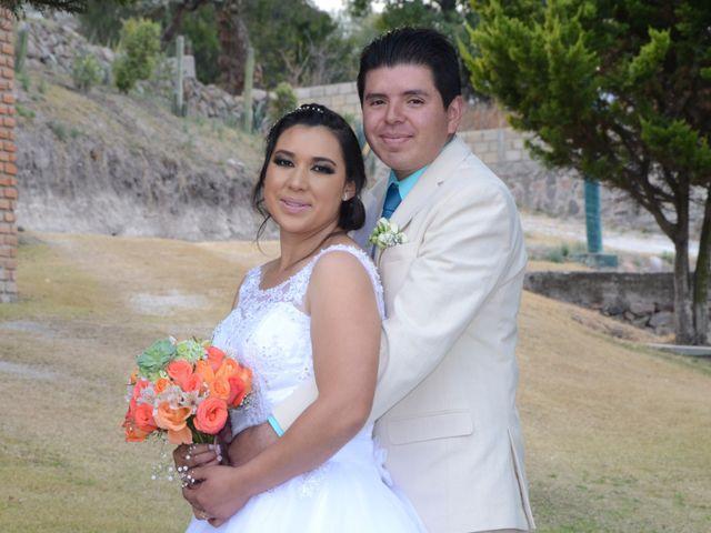 La boda de Arely  y Daniel