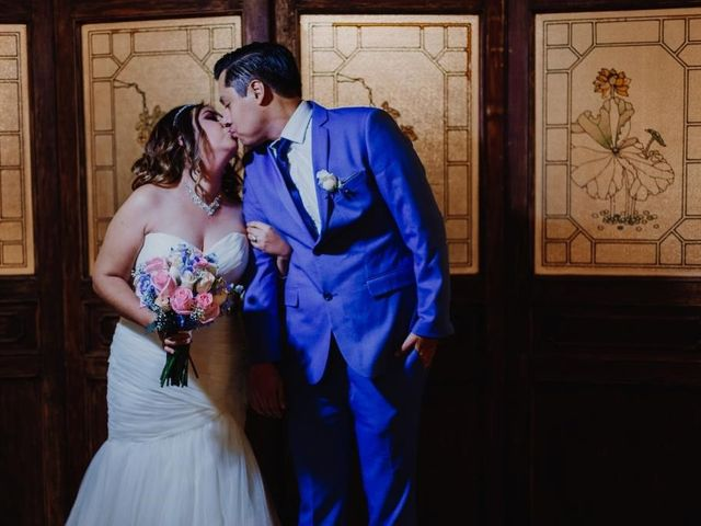 La boda de Rocio  y Joaquin