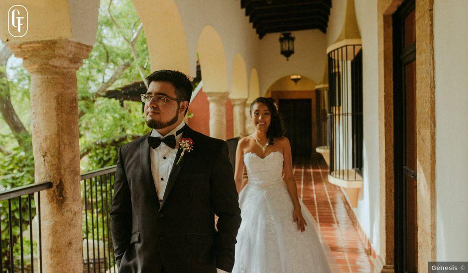 La boda de Gus y Steph en Mérida, Yucatán