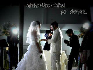 La boda de Gladys y Rafael 1