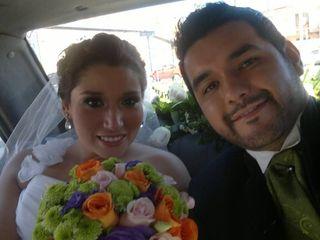 La boda de Gladys y Rafael 2