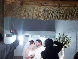 La boda de Gladys y Rafael 3
