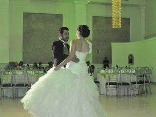 La boda de Gladys y Rafael